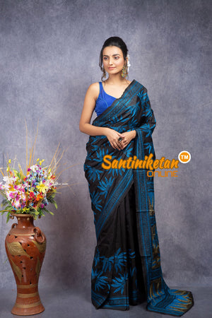 Kantha Stitch Saree SN20208067