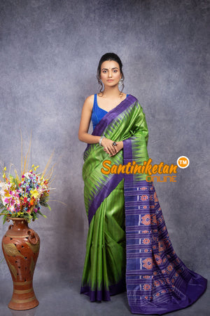 Traditional Gopalpur Tussar Ghicha Silk Saree SN20208092