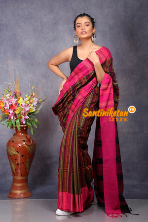 Cotton Bhujodi Saree SN20208446