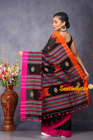 Kotpad Pattern Cotton Saree SN20208462