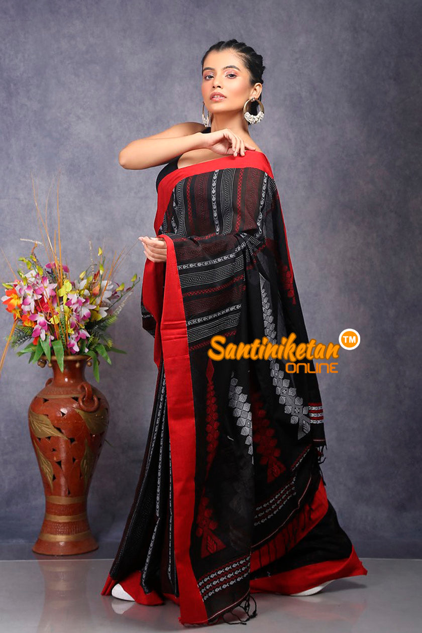 Cotton Handloom Saree SN20208469