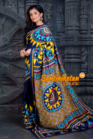 Kantha Stitch Saree SN20202222