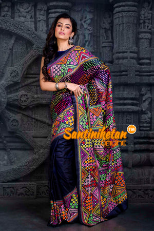 Kantha Stitch Saree SN20202243