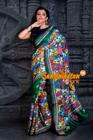 Kantha Stitch Saree SN20202265