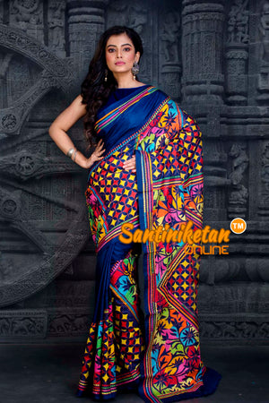 Kantha Stitch Saree SN20202268