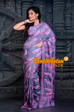 Kantha Stitch Saree SN20202322
