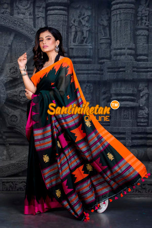 Kotpad Pattern Cotton Saree SN20202446