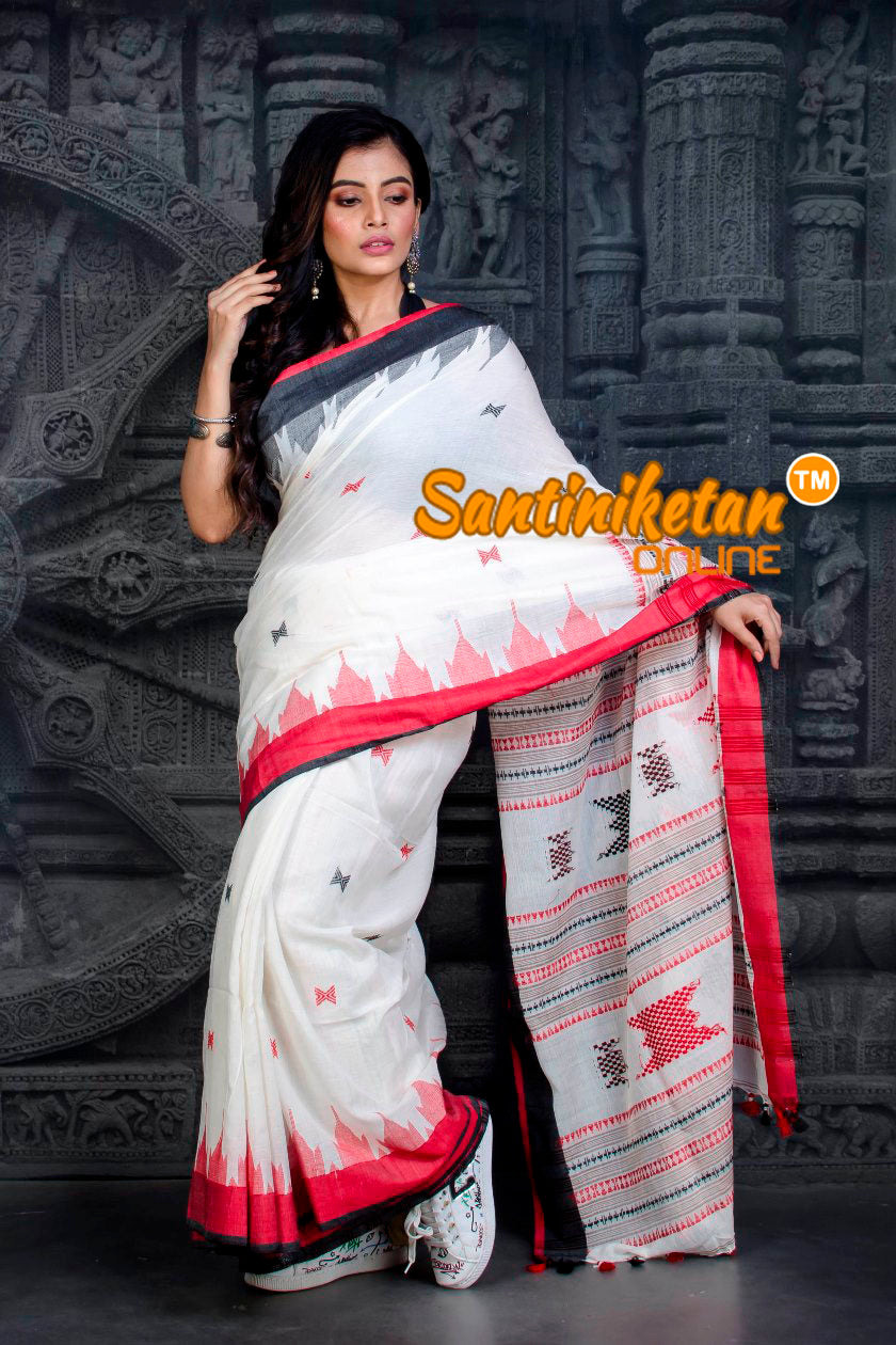 Kotpad Pattern Cotton Saree SN20202474