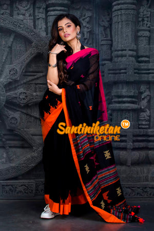 Kotpad Pattern Cotton Saree SN20202480
