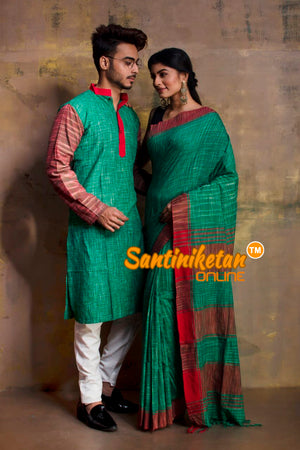 Couple Set - Santiniketan Exclusive SN20201315
