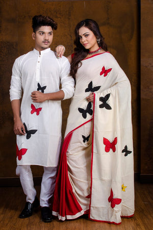Couple Set (2pc) - shantiniketan Exclusive SN20191308