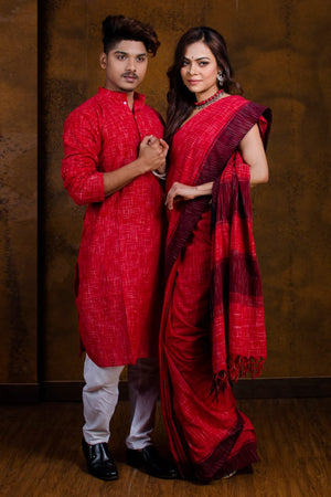 Couple Set (2pc) - shantiniketan Exclusive SN20191306