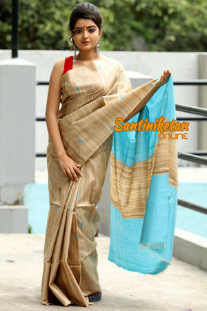 Ghicha silk Saree 6 (SN2017428)