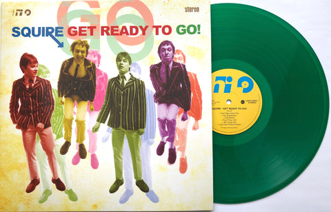 Squire -  Get Ready To Go! Vinyl LP GREEN
