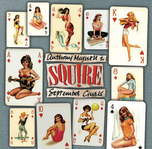Squire -  September Gurls  - Vinyl LP RED