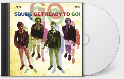 Squire -  Get Ready To Go! CD