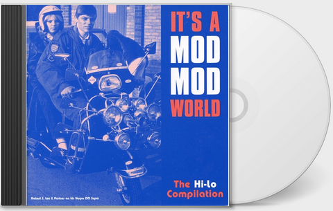 Various -  It's A Mod Mod World CD