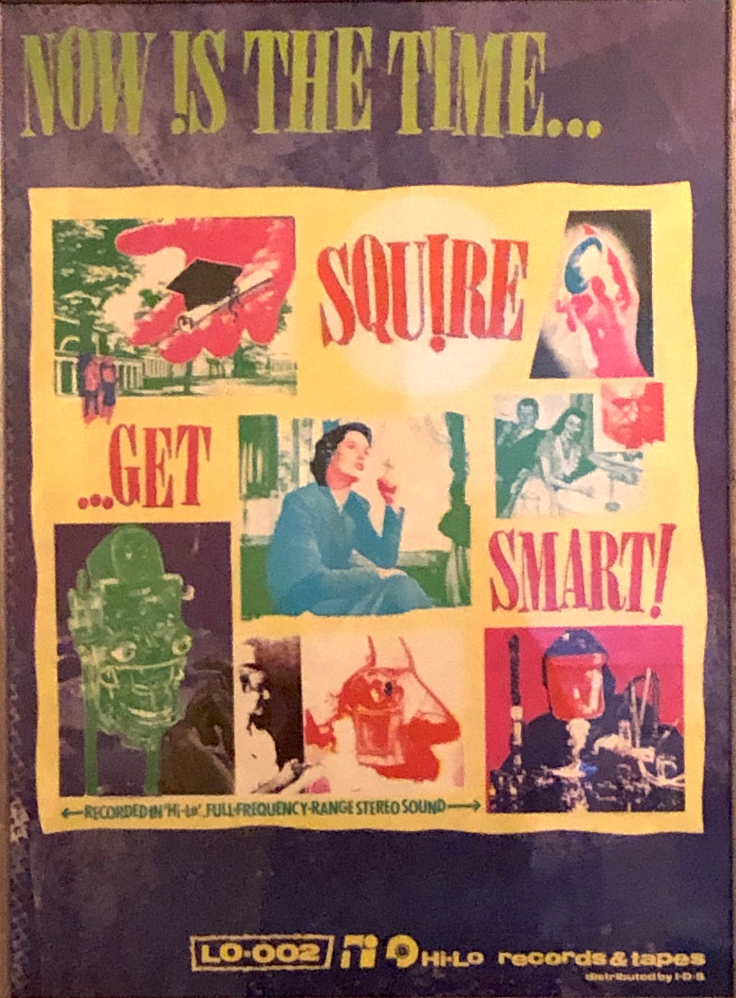 Squire - Get Smart Poster