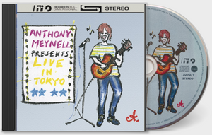 Anthony Meynell -  Live In Tokyo CD