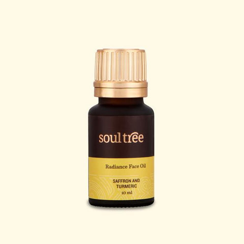 RADIANCE FACE OIL WITH SAFFRON & TURMERIC