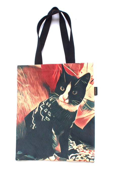Dapper Sweater La Pew Tote Bag