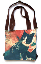 Load image into Gallery viewer, Dapper Sweater La Pew Shoulder Bag