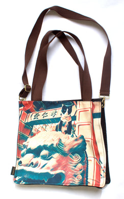 Dragon Master La Pew Shoulder Bag