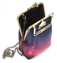 Load image into Gallery viewer, Wildfire Velvet Handbag