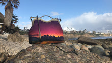 Load image into Gallery viewer, Snake River Valley Velvet Handbag