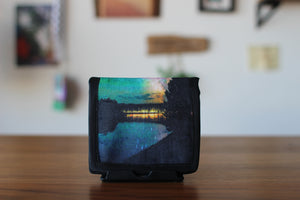 Yellowstone River Velvet Wallet