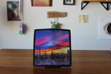 Load image into Gallery viewer, Dusk at Lassen Velvet Wallet