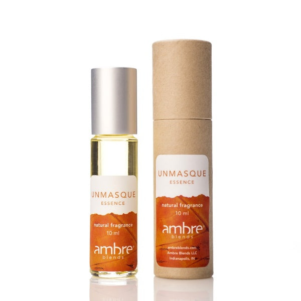 Ambre Blends Unmasque Pure Essence Oil (10ml Roll-On)-Christopher Jones MD PC