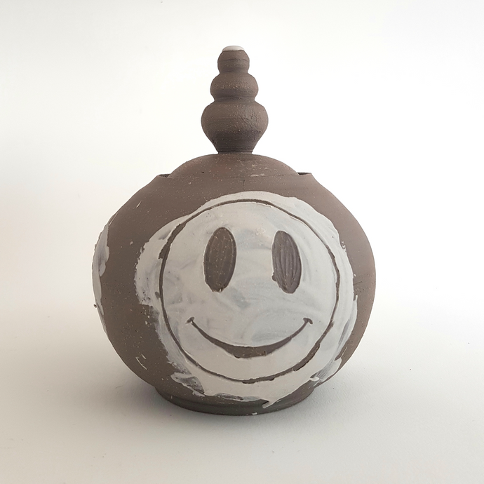 Happy Candy Jar