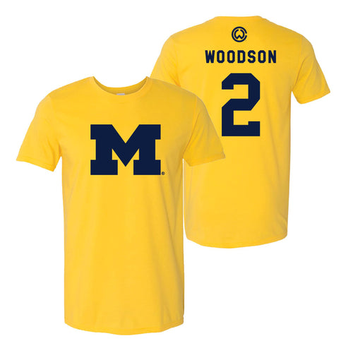 new arrival 2b0db ddb97 Charles Woodson Athletics 2019 Collection Coming Soon ...