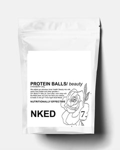 NEW Protein Balls/ Beauty