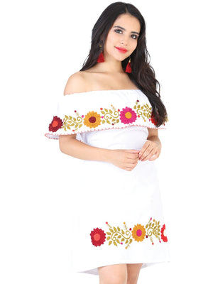 Rachel Dress, [Mexico Artesanal