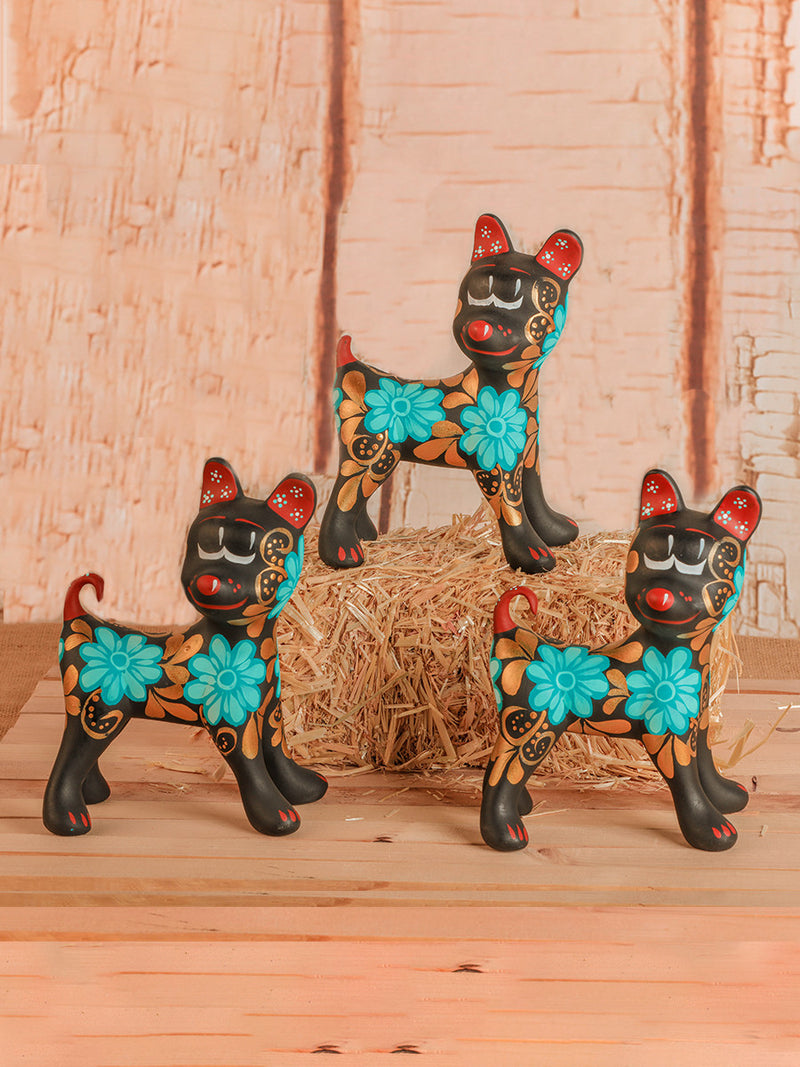 Ceramic Xoloitzcuintle Piggy Banks