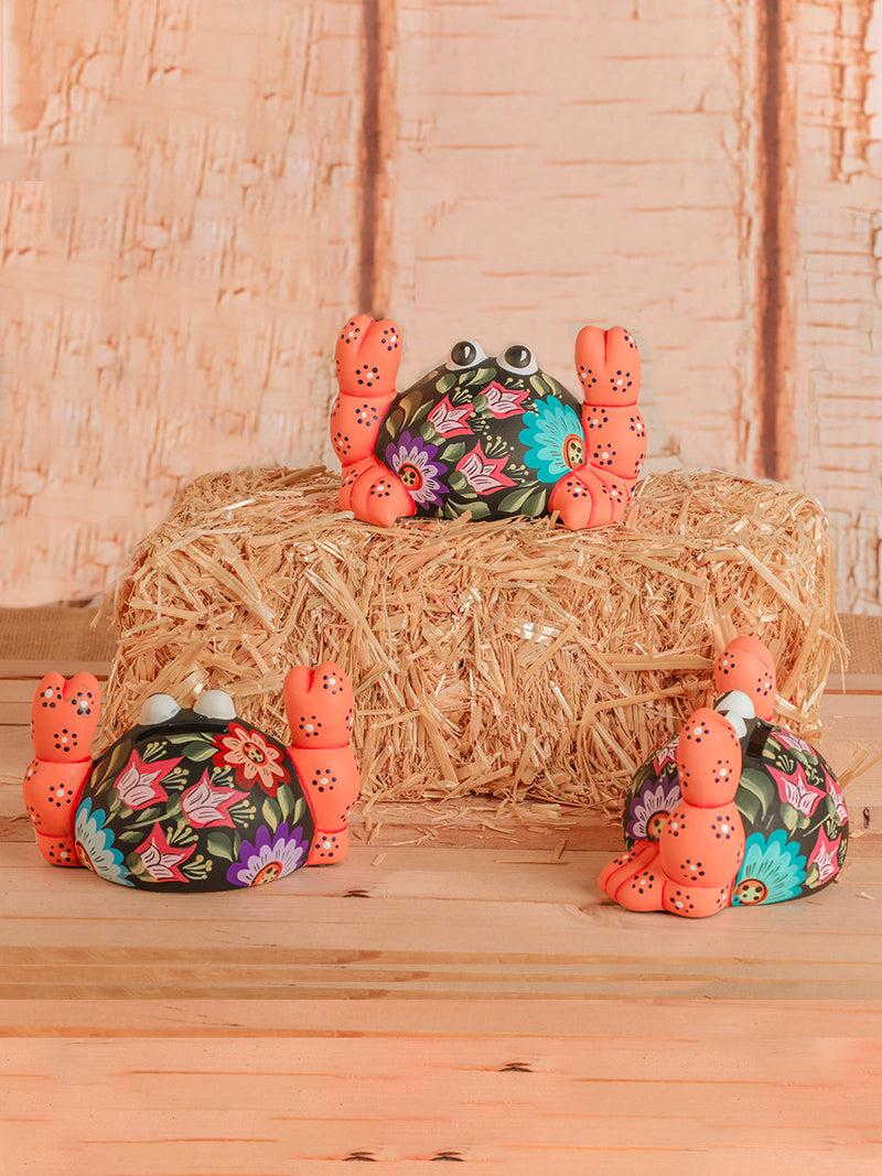 Ceramic Crab Piggy Banks