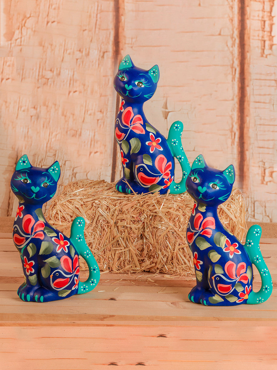 Ceramic Cat Piggy Banks