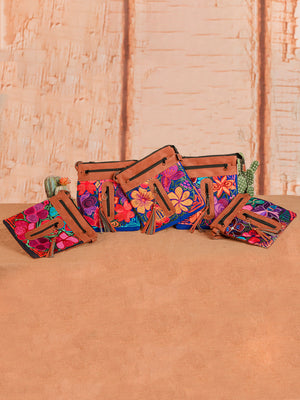 Bolsa Bordada Belen - Artisanal Embroidered Crossbody Belen Bag