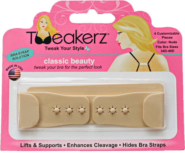Tweakerz Customizable Bra Strap Solution