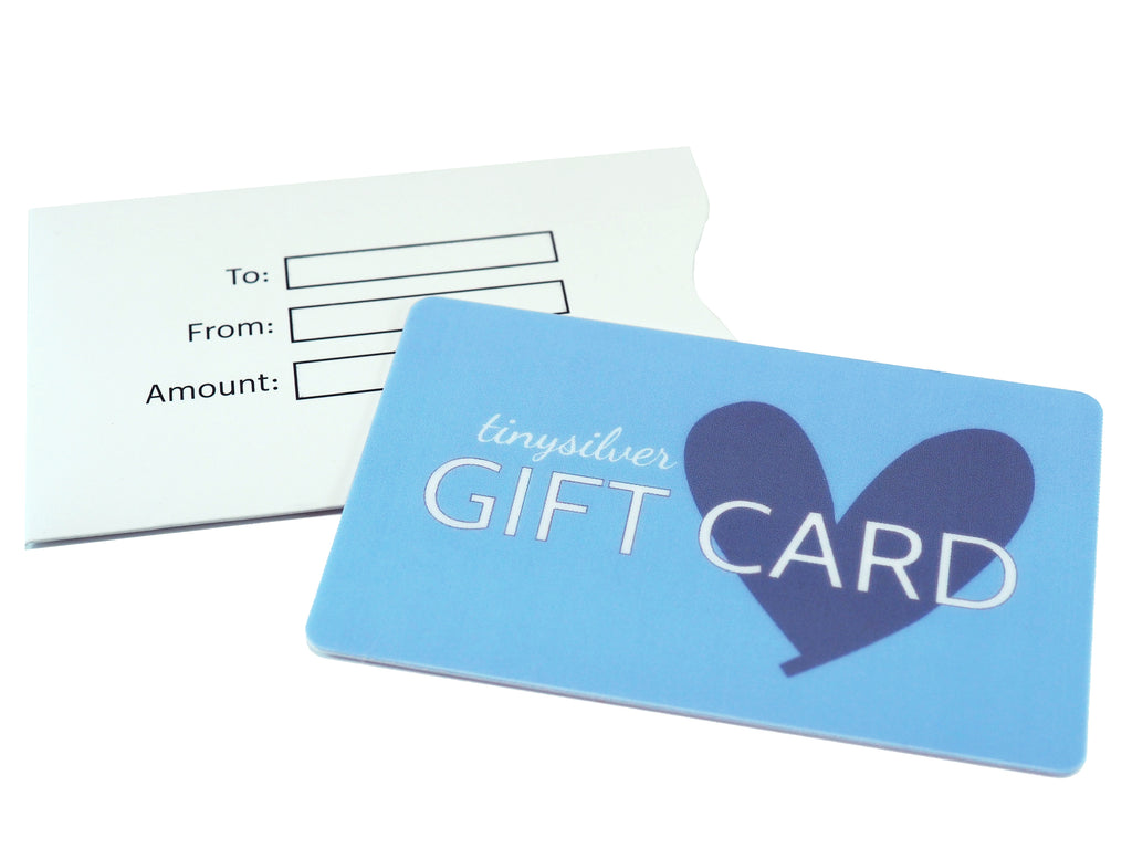 Gift Card | Physical Gift Card