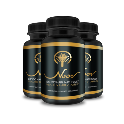 Noor Healthy Hair Vitamins - 3 Month Supply