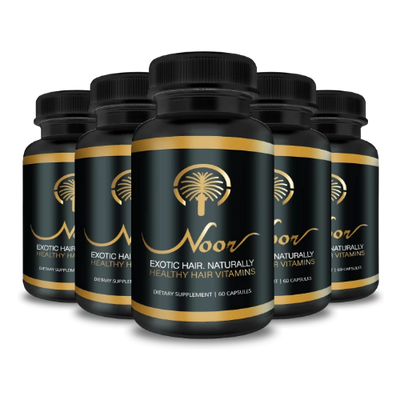 Noor Healthy Hair Vitamins - 6 Month Supply