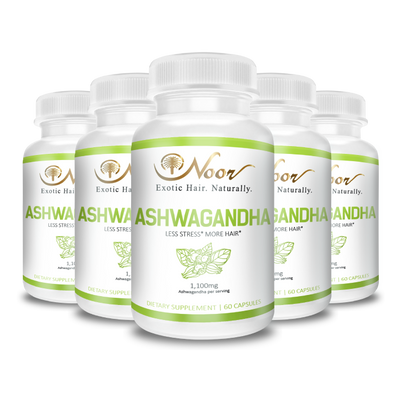 Noor Ashwagandha - 6 Month Supply