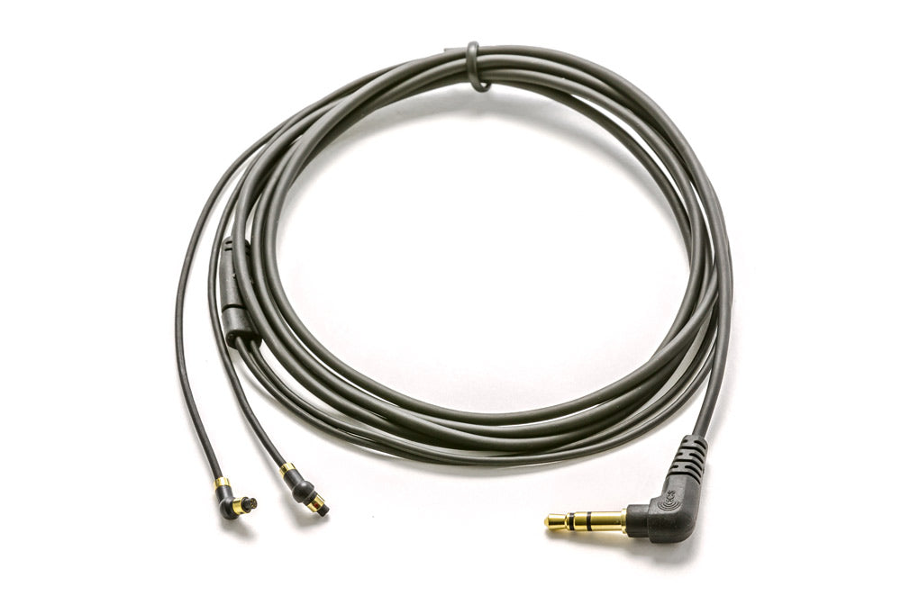 Standard Black Stereo IEM Cable (5-pin)