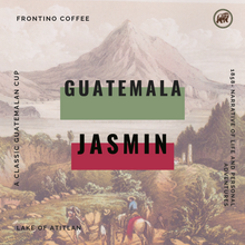 Load image into Gallery viewer, Guatemala Jasmin - Dark Roast - Frontino Coffee
