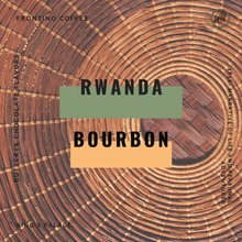Load image into Gallery viewer, Rwanda Bourbon - Dark Roast - Frontino Coffee
