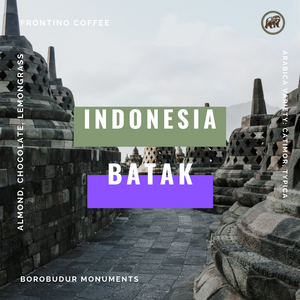 Indonesia Batak - Medium Roast - Frontino Coffee