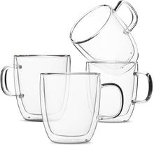 Load image into Gallery viewer, Clear Coffee Mug - Frontino Coffee
